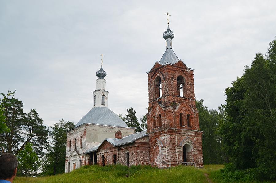 Троицкий храм.