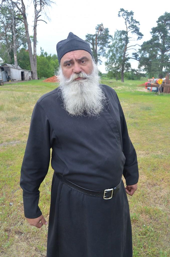 Монах Питирим