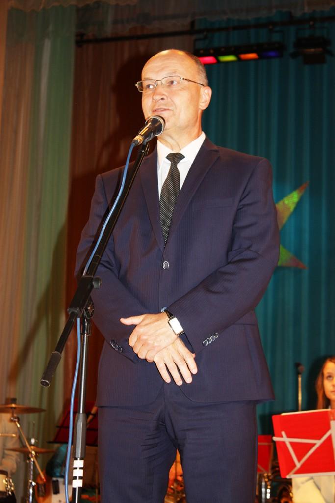 Председатель Законодательно Собрания Владимирской области Владимир Киселёв.
