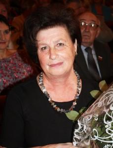Надежда Ковалёва.
