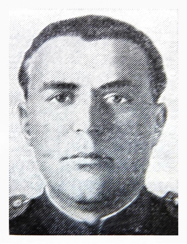 Иван Дмитриевич Занин.